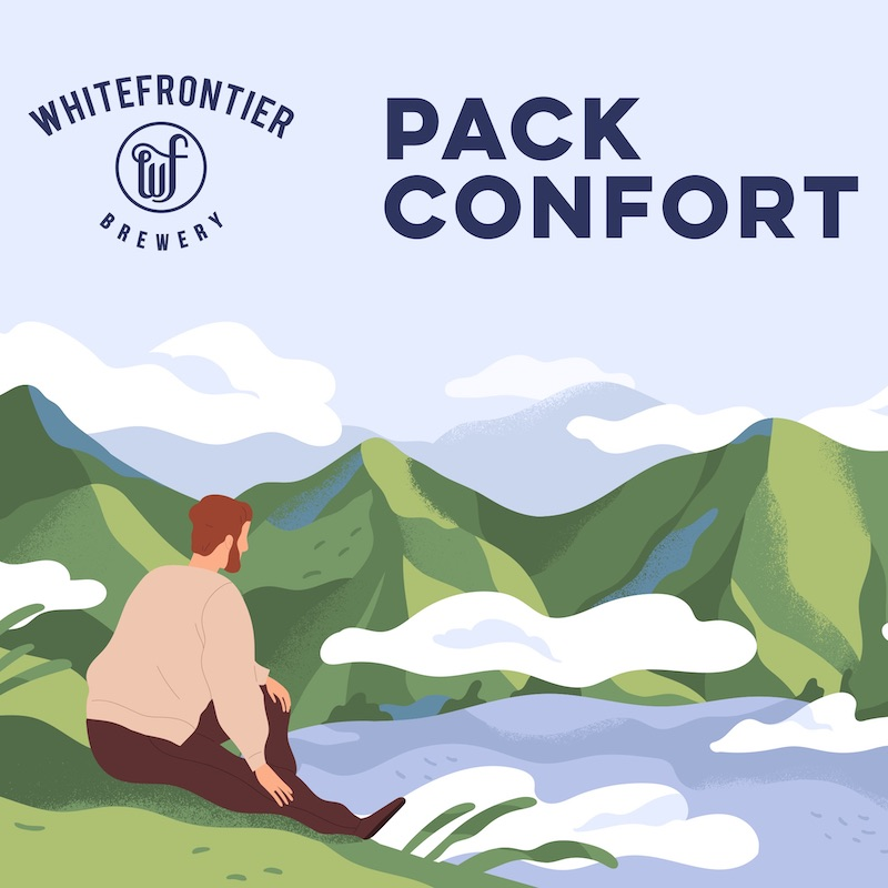 White Frontier Pack Confort